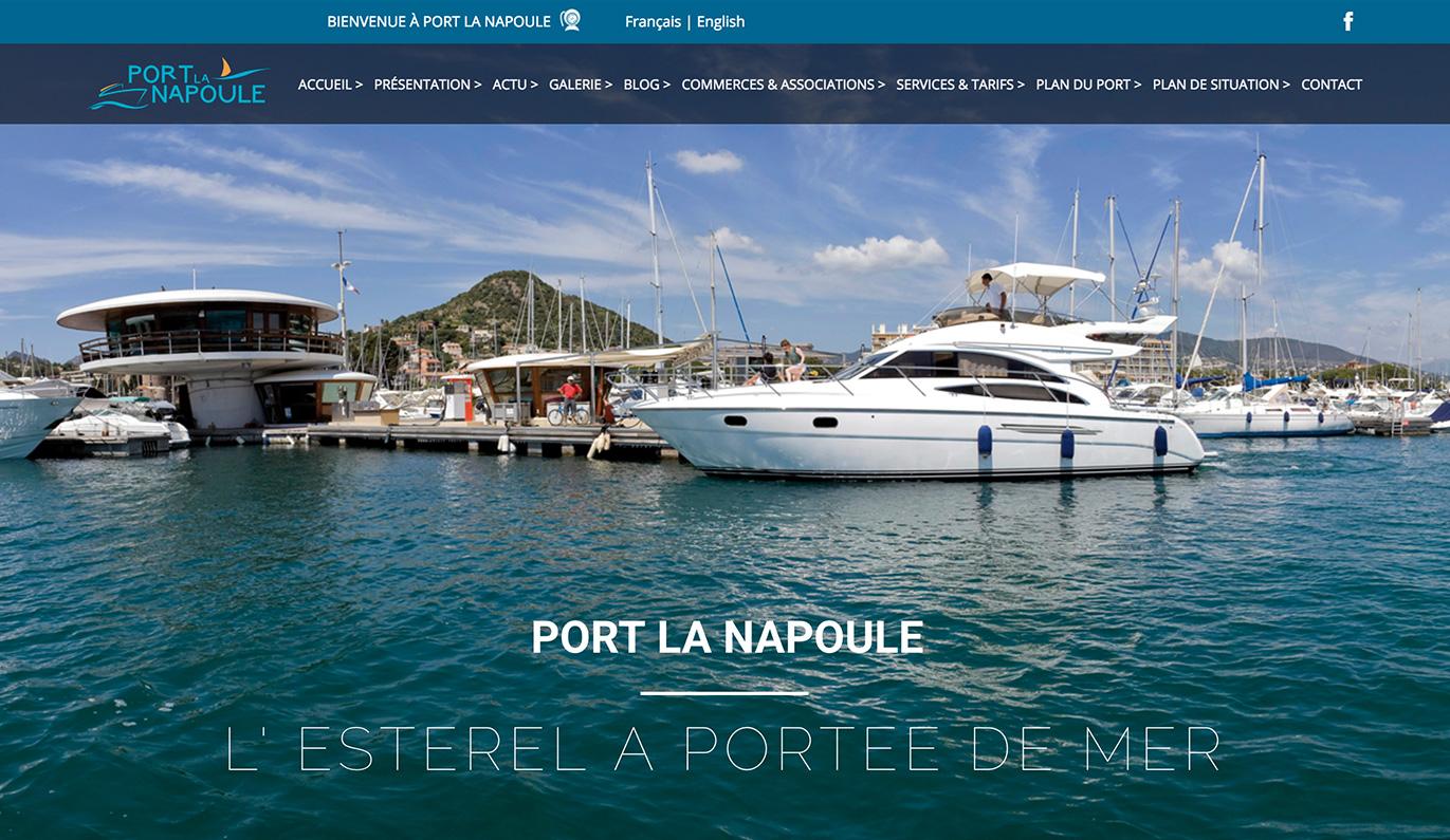 Port La Napoule
